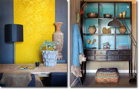 25 beste idee n over interieur kleuren op pinterest for Kleurcombinaties interieur