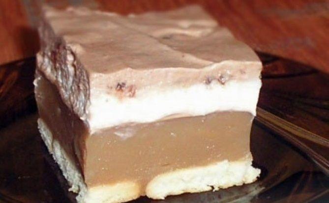 Famózny nepečený dezert : Letná kocka - Báječná vareška