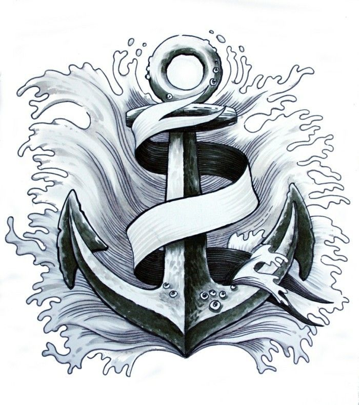 Home Tattoo Spirit Anchor Tattoos How To 7