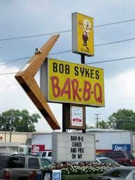 Bob Sykes BarBQue, Bessemer, Alabama
