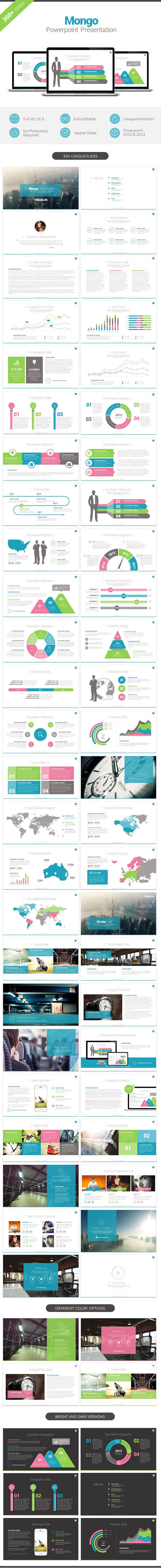 Mongo Powerpoint Template (PowerPoint Templates)