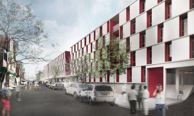 Conjunto Habitacional Jardim Lidiane III - Andrade Morettin Arquitetos - Andrade…