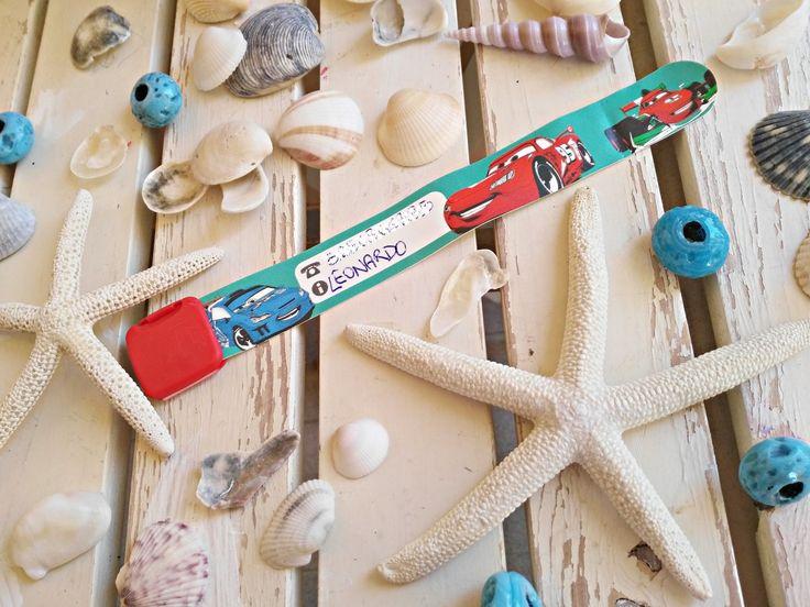 Un braccialetto, mamme serene e bambini felici!