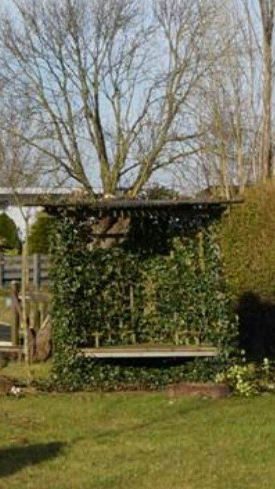 De 25 populairste idee n over bruiloft prieel op pinterest tuinhuisje decoraties gazebo - Prieel buiten ...