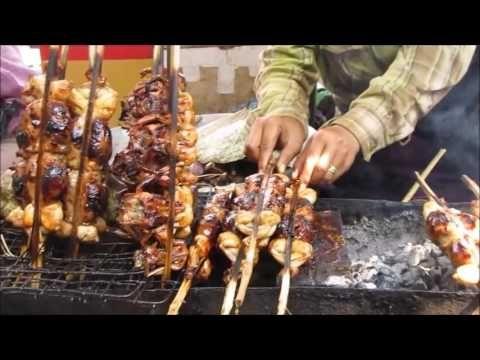 ẨM THỰC ĐƯỜNG PHỐ CAMPUCHIA|PHẦN 1|CAMBODIAN STREET FOOD