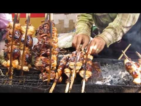 ẨM THỰC ĐƯỜNG PHỐ CAMPUCHIA PHẦN 1 CAMBODIAN STREET FOOD