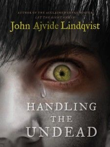 """If you're looking for flesh eating zombies who crave lots of brains this is NOT the book for you. Put it back on the shelf and pick up something else.  Throughout the pages of Handling the Undead Lindqvist asks the question, """"How would Stockholm react if the dead came back to life?,"""" and he attempts to answer this through snippets of media, government, and citizen reactions to the phenomenon.    http://www.opinionless.com/book-review-handling-the-undead/"""