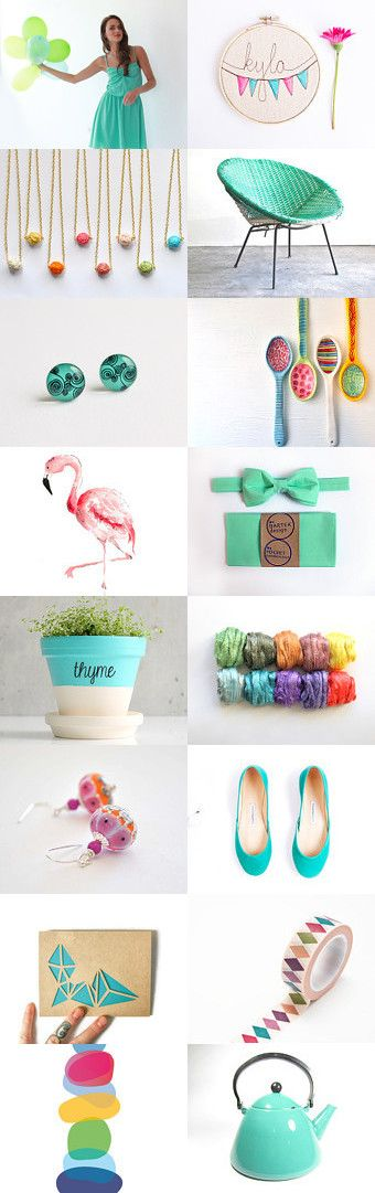 bright summertime (front page on etsy 17-6-2014)