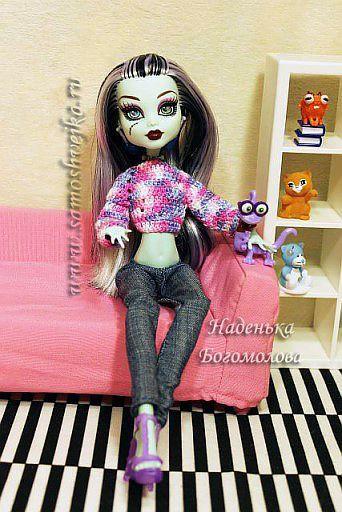 Куклы из Школы Монстер Хай Monster High