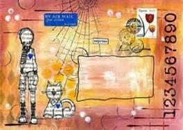mail art envelope - Bing Images