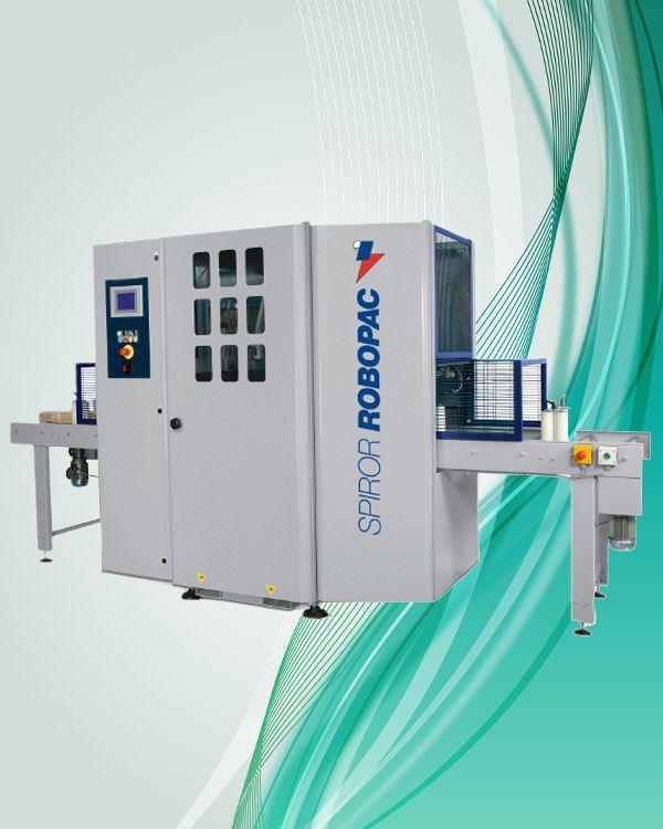 Envolvedora aro giratorio Robopac Spiror