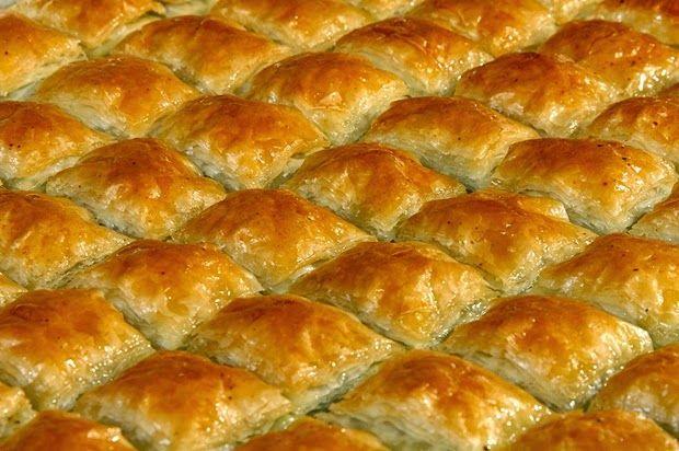 Mala kuhinja - Veliki užitak : Kokos Baklava – recept!