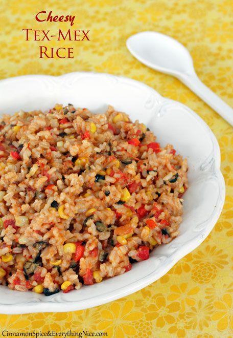 Skillet Tex-Mex Rice