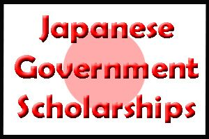 Japan Government Scholarship undergraduate Students 2015  Applications are open for Japanese Government Scholarships available for international students to pursue undergraduate studies in Social Sciences and Humanities and Natural Sciences at Japanese universities. Scholarship awards will be tenable for five years from April 2015 to March 2020.
