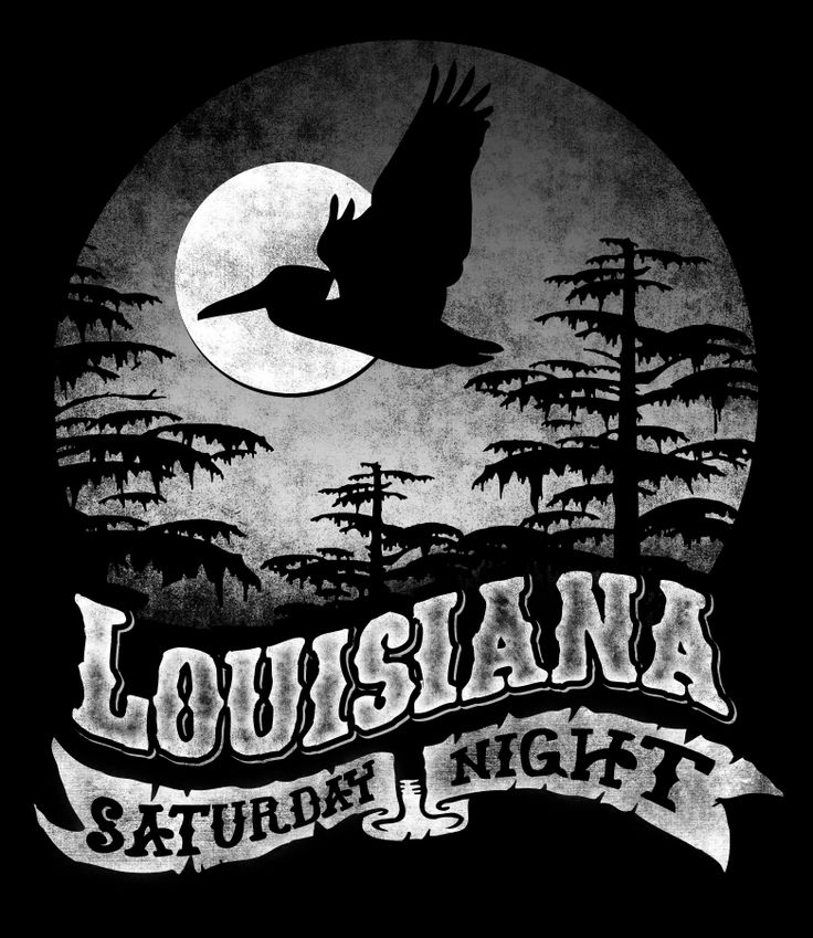 """""""Well you get down your fiddle and you get down your bow, kick off your shoes and you throw em in the floor, dance in the kitchen till the morning light, Louisiana Saturday Night."""""""