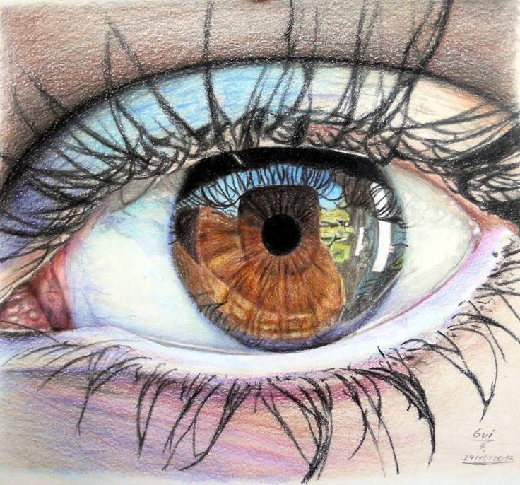 17 best Ojos images on Pinterest  Drawings A color and Eyes