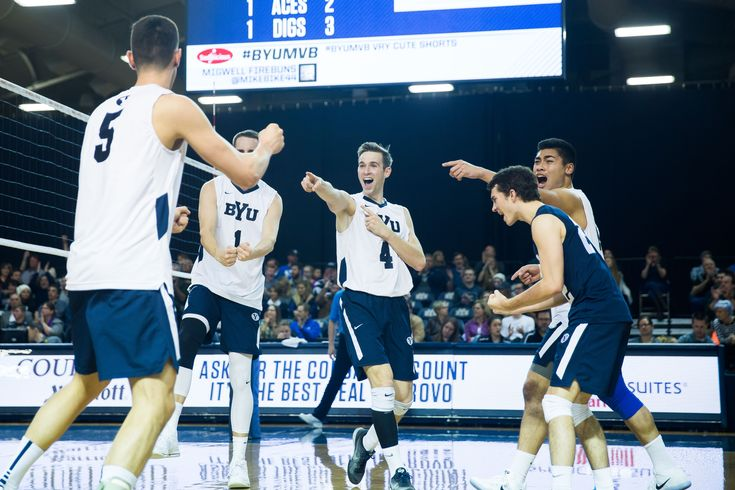 BYU men's volleyball preparing for big 2017 season