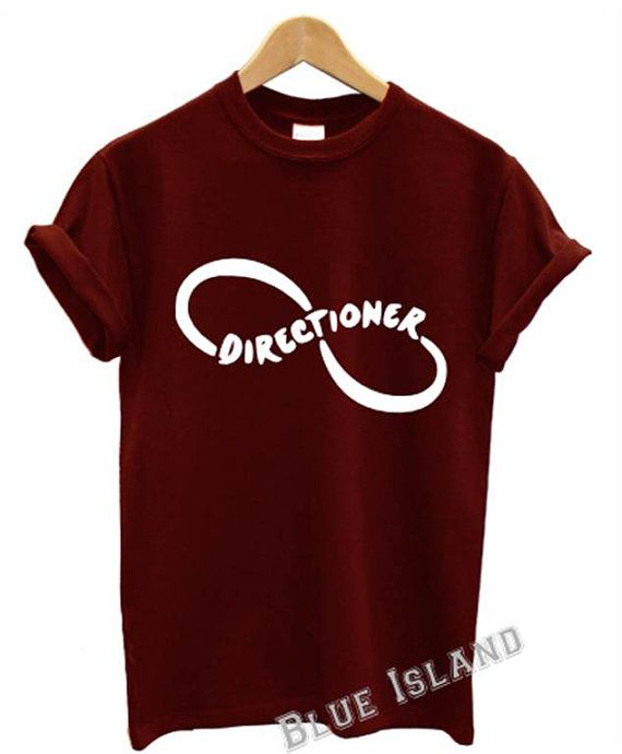 Hey, I found this really awesome Etsy listing at https://www.etsy.com/listing/204935017/directioner-t-shirt-one-direction-5-sos