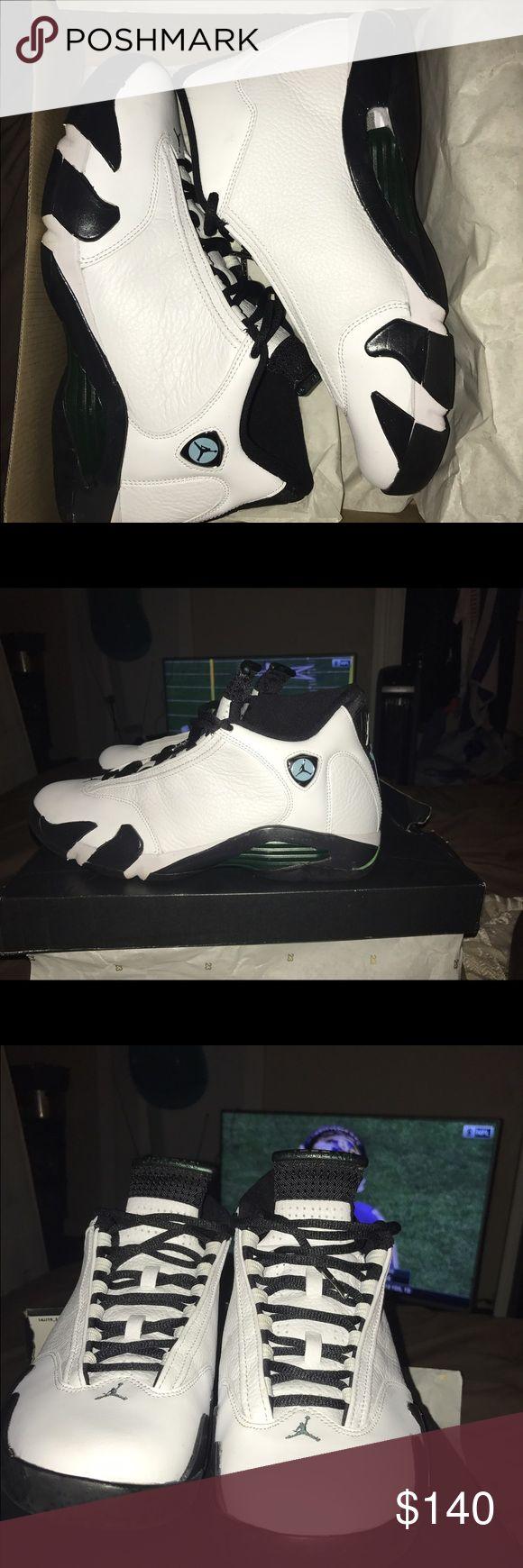 Air Jordan Retro 14 Size 10.5 slighty Used it comes with the box ...Air Jordan Retro 14 Jordan Shoes Sneakers