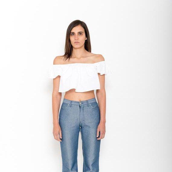 1990s Versace Jeans - Vintage 80s Blue 90s Mom Jeans Tapered Denim High Waist Baggy Boyfriend VERSACE Hipster Men Trousers Size S  M W 28 by mijumaju on Etsy