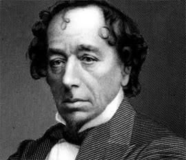 """""""El secreto del éxito es la constancia en el propósito.""""   -Benjamin Disraeli"""