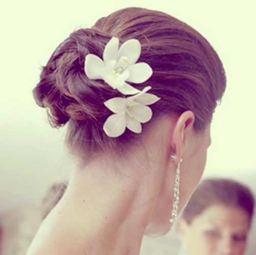 Top 25 Short Wedding Hairstyles | 2013 Short Haircut for Women