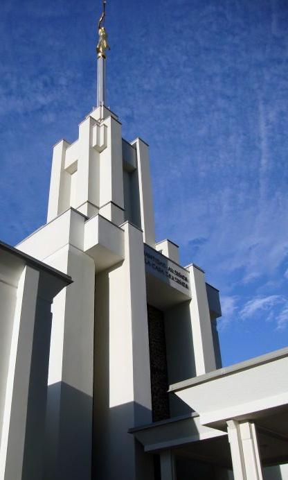 Santiago Chile Temple