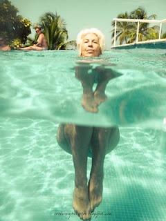Dancing Mermaid / Sirena Danzante by Saia Vergara Jaime