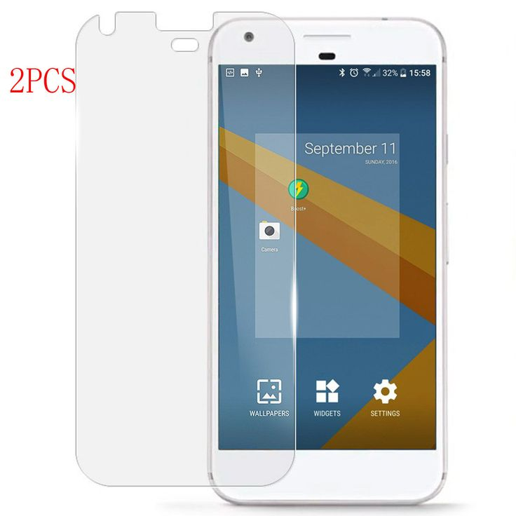2PCS 9H Tempered Glass Screen Protector For Google Pixel XL…