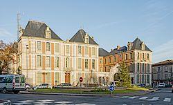 Prefecture building of the Tarn-et-Garonne department, in Montauban
