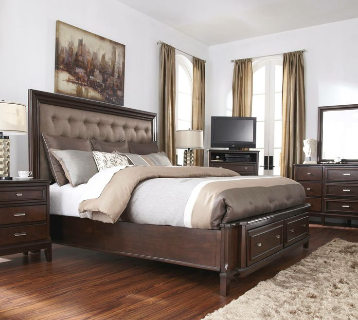 ashley cavallino elegant sets contemporary id set bedroom furniture amazing master