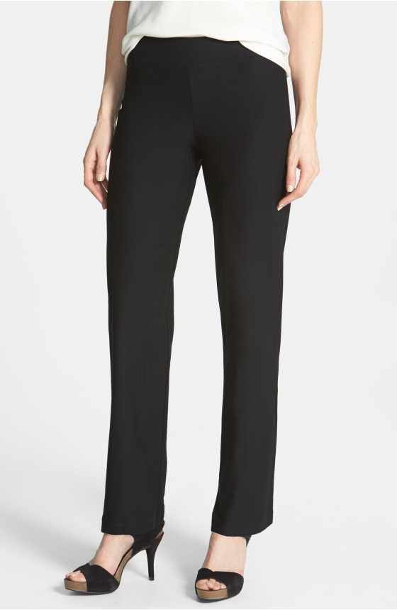Free shipping and returns on Eileen Fisher Stretch Crepe Slim Ankle Pants (Regular & Petite) at Nordstrom.com. Boasting the comfort and ease of leggings but in a more polished stretch-crepe fabrication, slim ankle-length pants bridge the gap between work and play.
