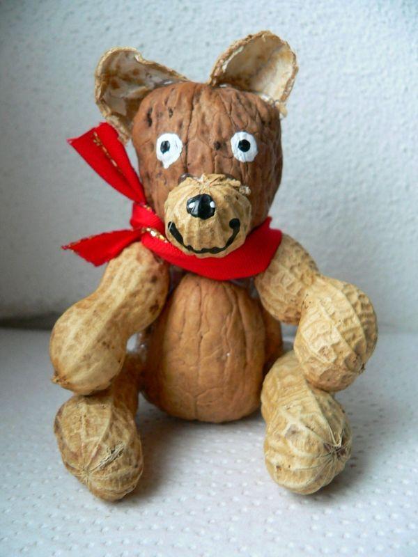 Ořechoví medvědi