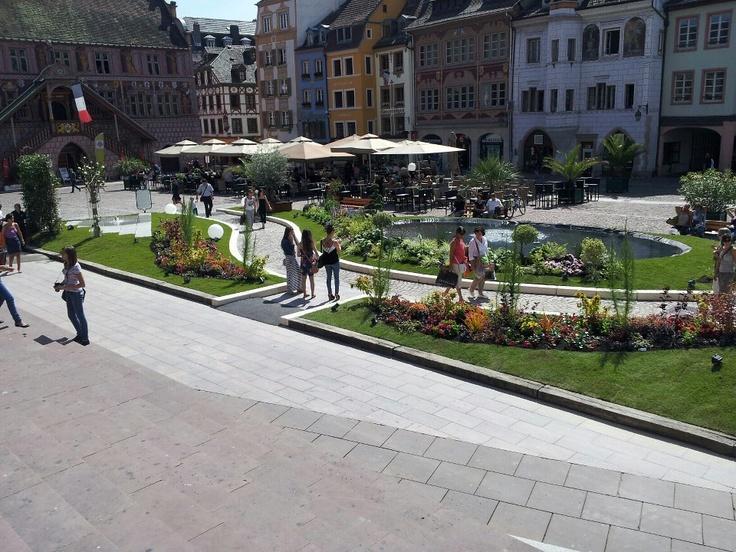 Place de la reunion mulhouse