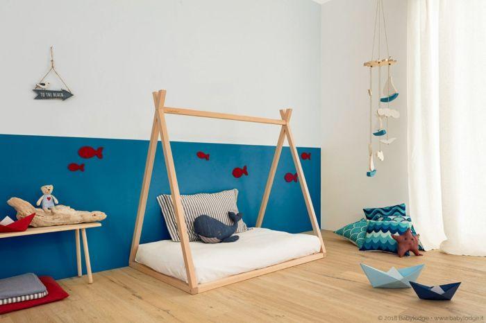 1001 Idees Pour Une Chambre Avec Lit Montessori Ambiances