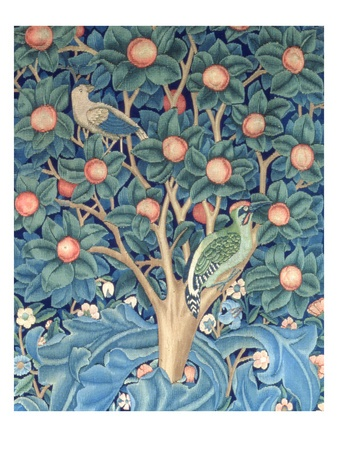william morris heroes and - photo #16