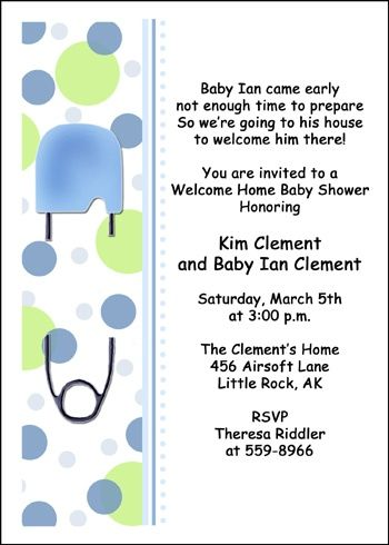 123 best Baby Shower Party Invitations images on Pinterest Baby - baby shower invitation letter
