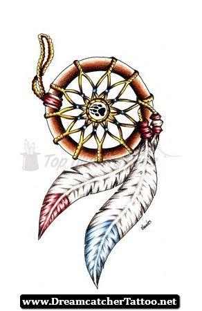 Native American Dreamcatcher Tattoo 10 - http ...