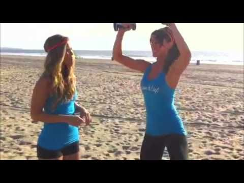 Tone & Sculpt Combo Workout for your WHOLE body!