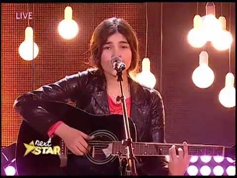 Andrea Tomulescu cântă extraordinar la Next Star