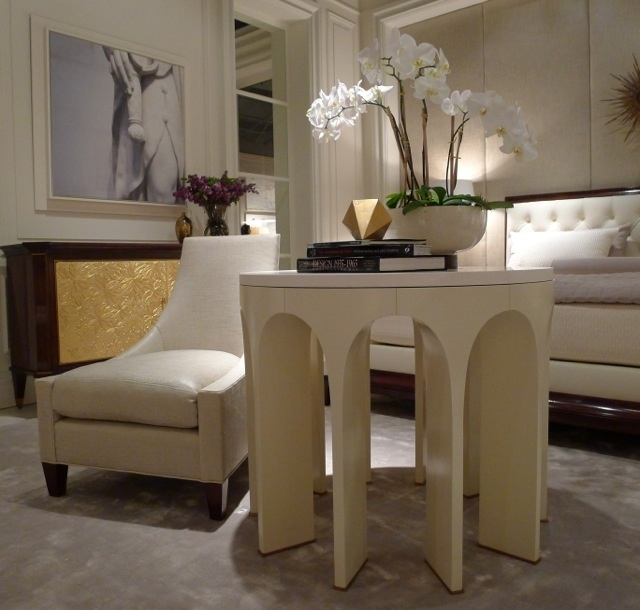 Thomas Pheasantu0027s New Collection For Baker Furniture Is Breathtaking. The  Arcade Center Table Would Be