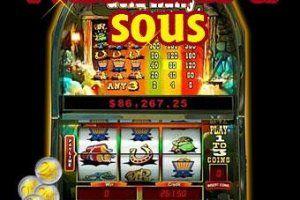 Casino machine sous gratuit