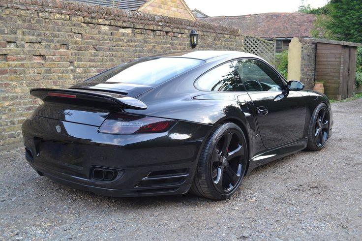 Porsche 911 (997) Turbo FAST UFO not SUBARU not Ferrari not GT-R Cherished Plate | eBay