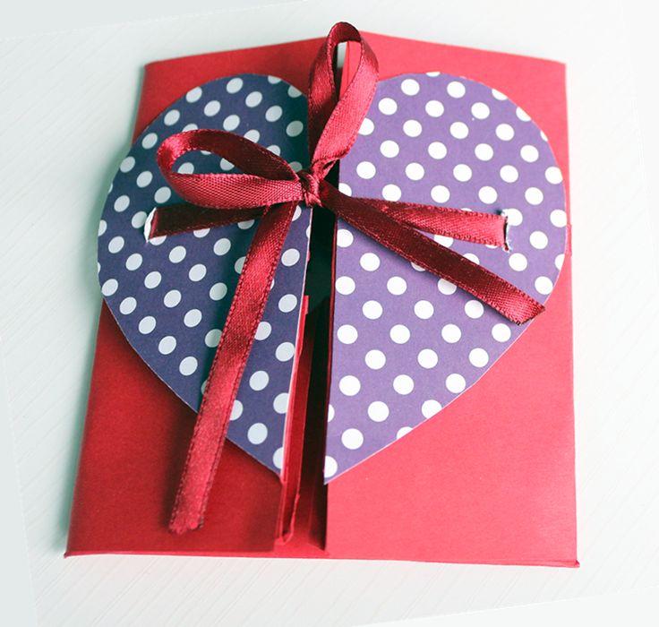 DIY: Envelope que vira caixinha