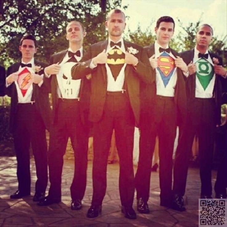 21. #superhéroe padrinos - Un #álbum de algunas de las #fotos de boda…