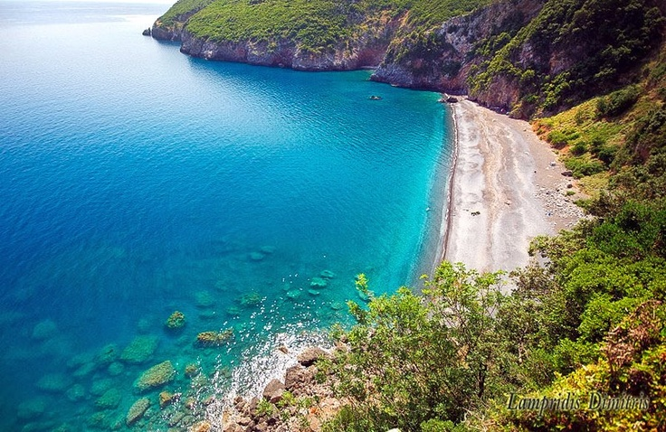 GREECE CHANNEL | Evia island,Limnionas beach-Greece by Lampridis Dimitris