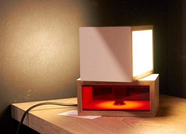 table lamp Ernst by www.muskat18.de