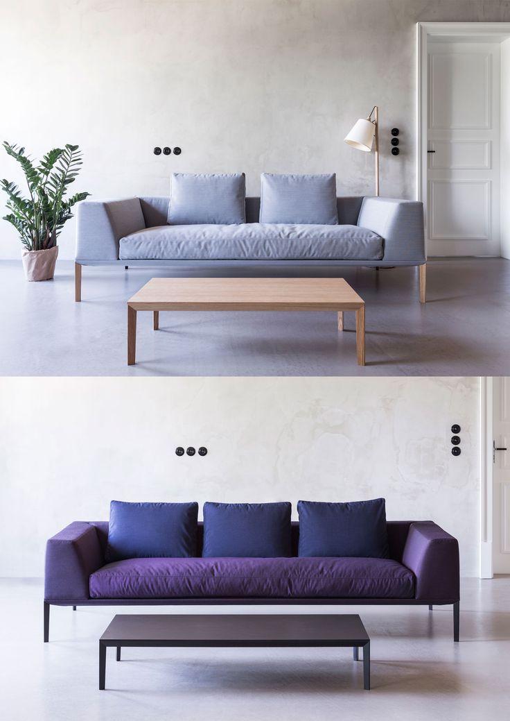 Sofa Sosa marki Noti.             www.euforma.pl                        #noti #sofa #design #home #livingroom