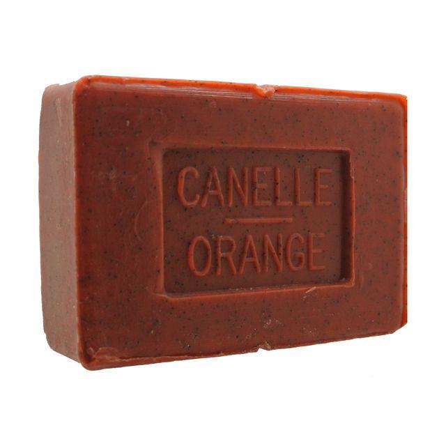 "Introducing a beautiful new #savondemarseille fragrance ""Cinnamon Orange"" #frenchsoap #savon #soap #madeinfrance"
