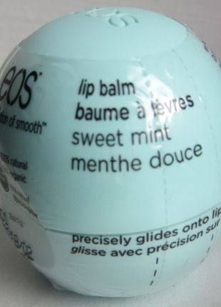 Kupuj mé předměty na #vinted http://www.vinted.cz/kosmetika-a-prislusenstvi/kosmetika/9852465-balzam-na-rty-eos-sweet-mint-sladka-mata